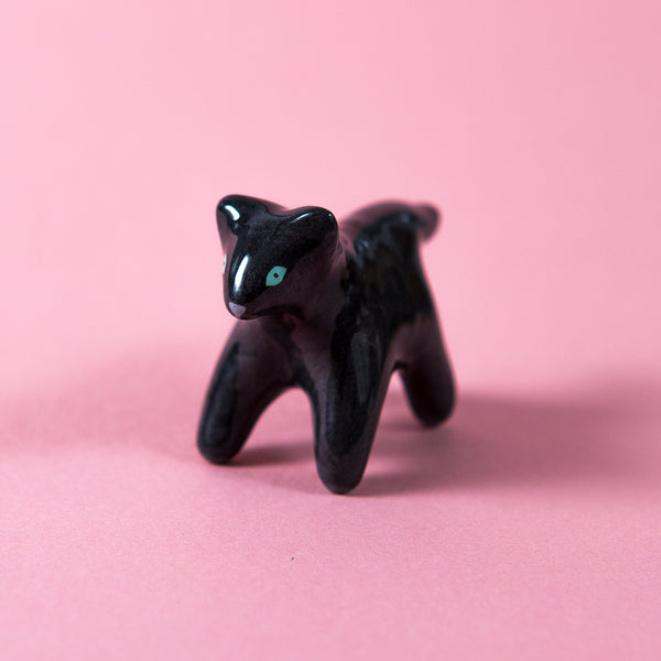Black Panther Ceramic