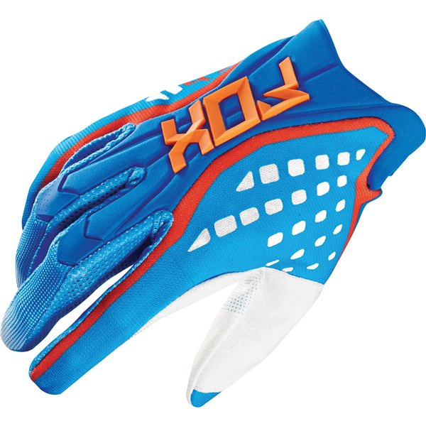 2015 Fox Flexair Race Glove (Org) Xl