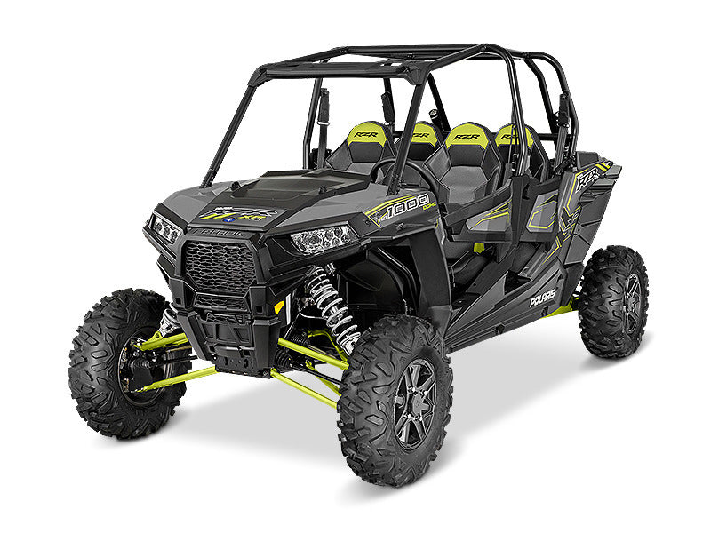 2016 Polaris  RZR XP  4 1000 EPS Titanium Matte Metallic