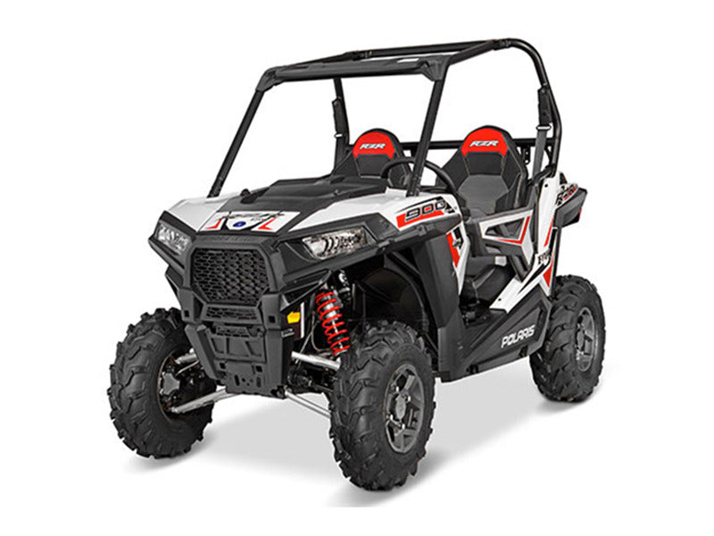 2016 Polaris  RZR  900 EPS Trail FOX  Edition LE Matte White Lightning
