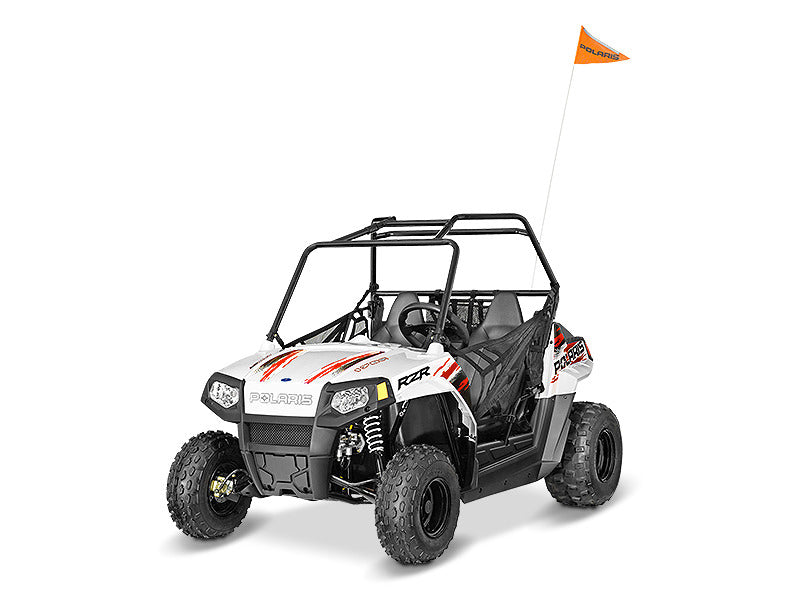 2016 Polaris  RZR  170 EFI Bright White