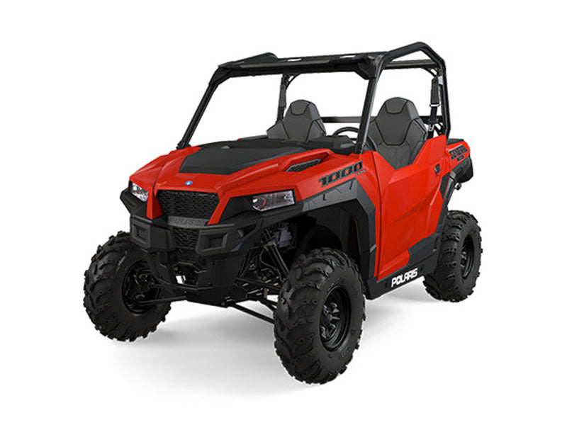 2016 Polaris  Generalï¾» 1000 EPS In-Mold Indy Red