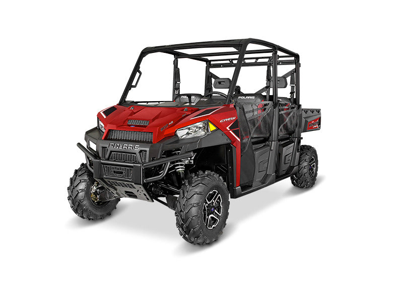2016 Polaris  RANGER Crew  900-6 EPS Sunset Red