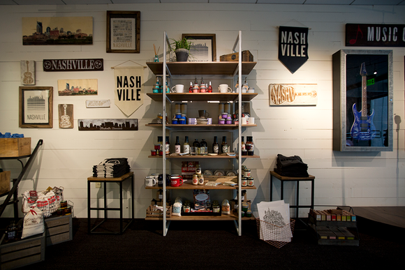 Music City Marketplace-Local Nashville Gift Store