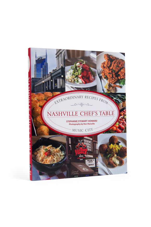 Nashville Chef's Table Book