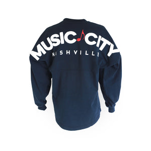 Nashville Music City Spirit Football Jersey