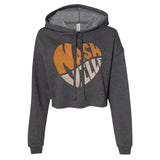 All Heart Nashville Crop Hoodie