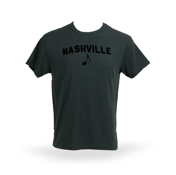 Exclusive Billy Reid Nashville Velvet T-Shirt