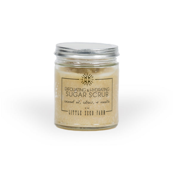 Little Seed Farm Sugar Scrub