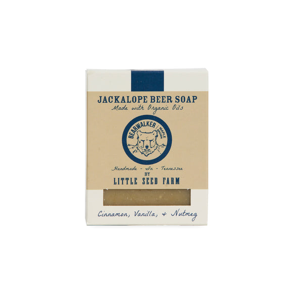 Little Seed Farm x Jackalope Beer Soap