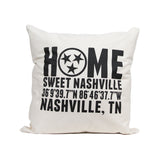 Home Sweet Home Co. Pillow