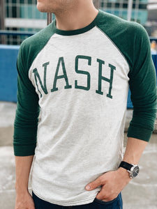 Nash Collection Nash Baseball Tee
