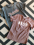 Nash Collection Vintage Rainbow Boyfriend Tee