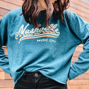 Exclusive Nash Collection Nashville Music City Rainbow Crew