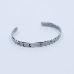 J. Hoss Handmade Simple Cuff - Small