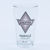 Dickson Davis Supply Co. Nashville Neighborhood Pint Glass