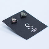 Seraphine Design Pyrite & Sterling Silver Earrings