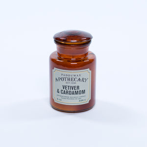 Paddywax 8oz. Apothecary Glass Candle