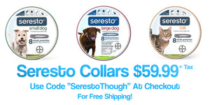 Seresto Flea Tick Collar