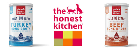 The Honest Kitchen Bone Broth PET-icure Pet Grooming & Supplies Pepperell Massachusetts 01463