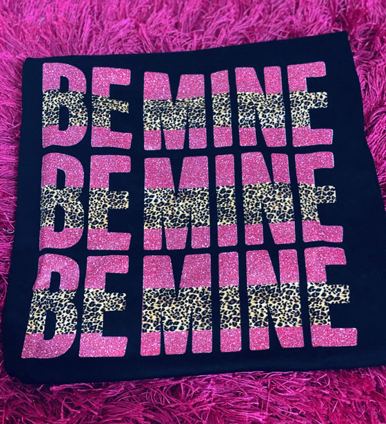 Be Mine Tee Clearance Rockin The Lace Boutique