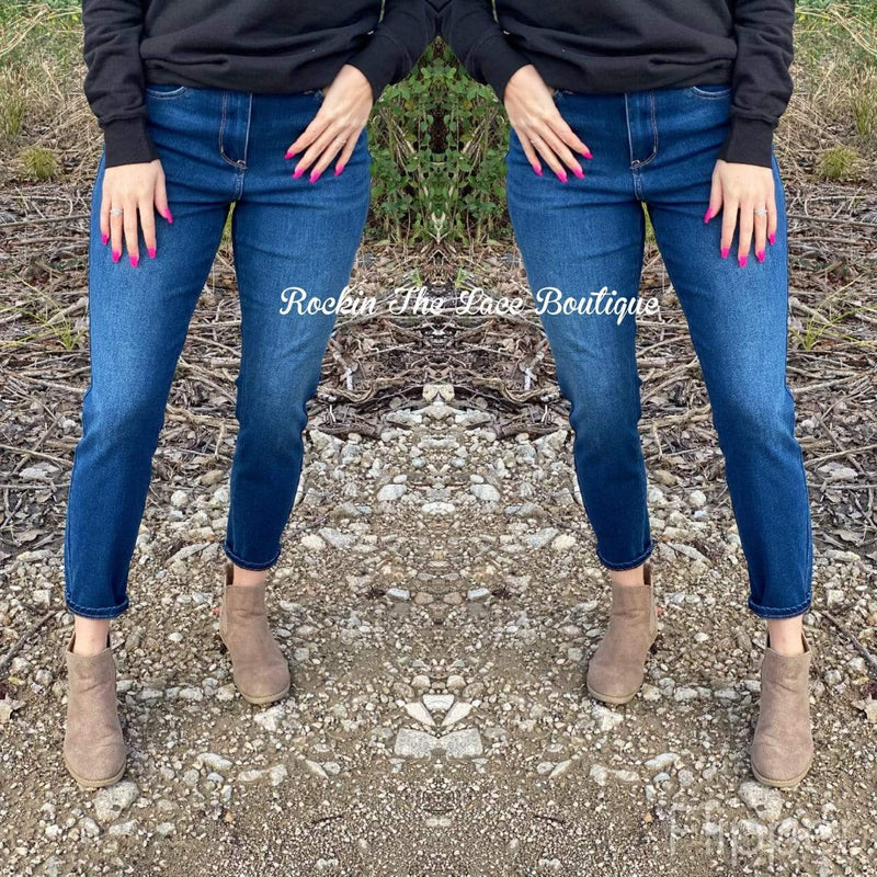 Become A Teacher - Judy Blue Jeans Bottoms Rockin The Lace Boutique