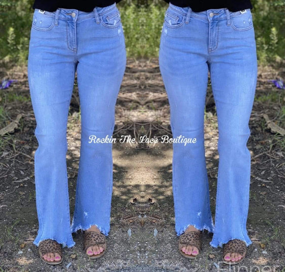Country Girl - Boot Cut Judy Blue Clearance Rockin The Lace Boutique