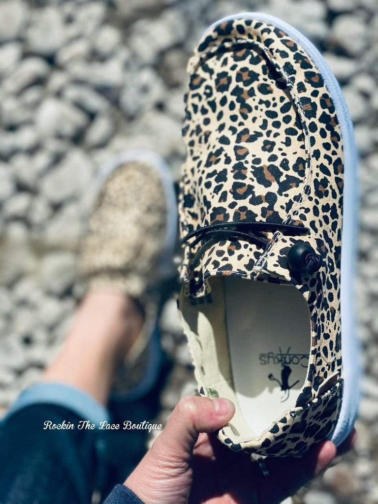 Kayak Leopard - Corkys New Rockin The Lace Boutique