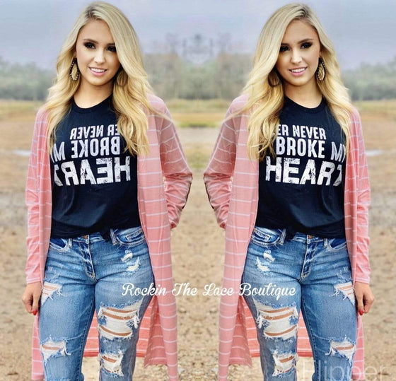 My Heart Is Yours Cardigan Clearance Rockin The Lace Boutique