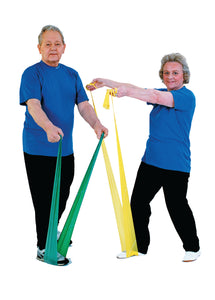 TheraBand® Latex Free Exercise Band
