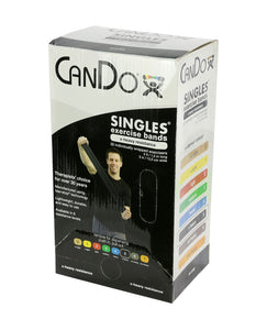 CanDo® Low Powder Pre-cut Exercise Band