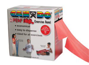 CanDo® Perf 100® Latex Free Exercise Band