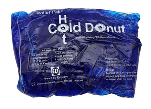 Relief Pak® Cold n' Hot® Donut® Compression Sleeve