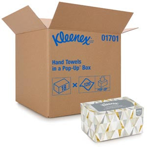 KIMBERLY-CLARK KLEENEX® HAND TOWELS