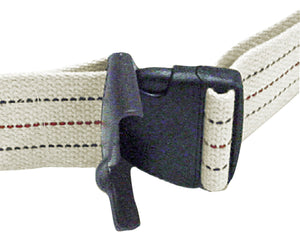 Plastic Safety Buckle Gait Belts