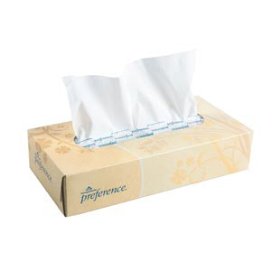 GEORGIA-PACIFIC PACIFIC BLUE SELECT™ FACIAL TISSUE