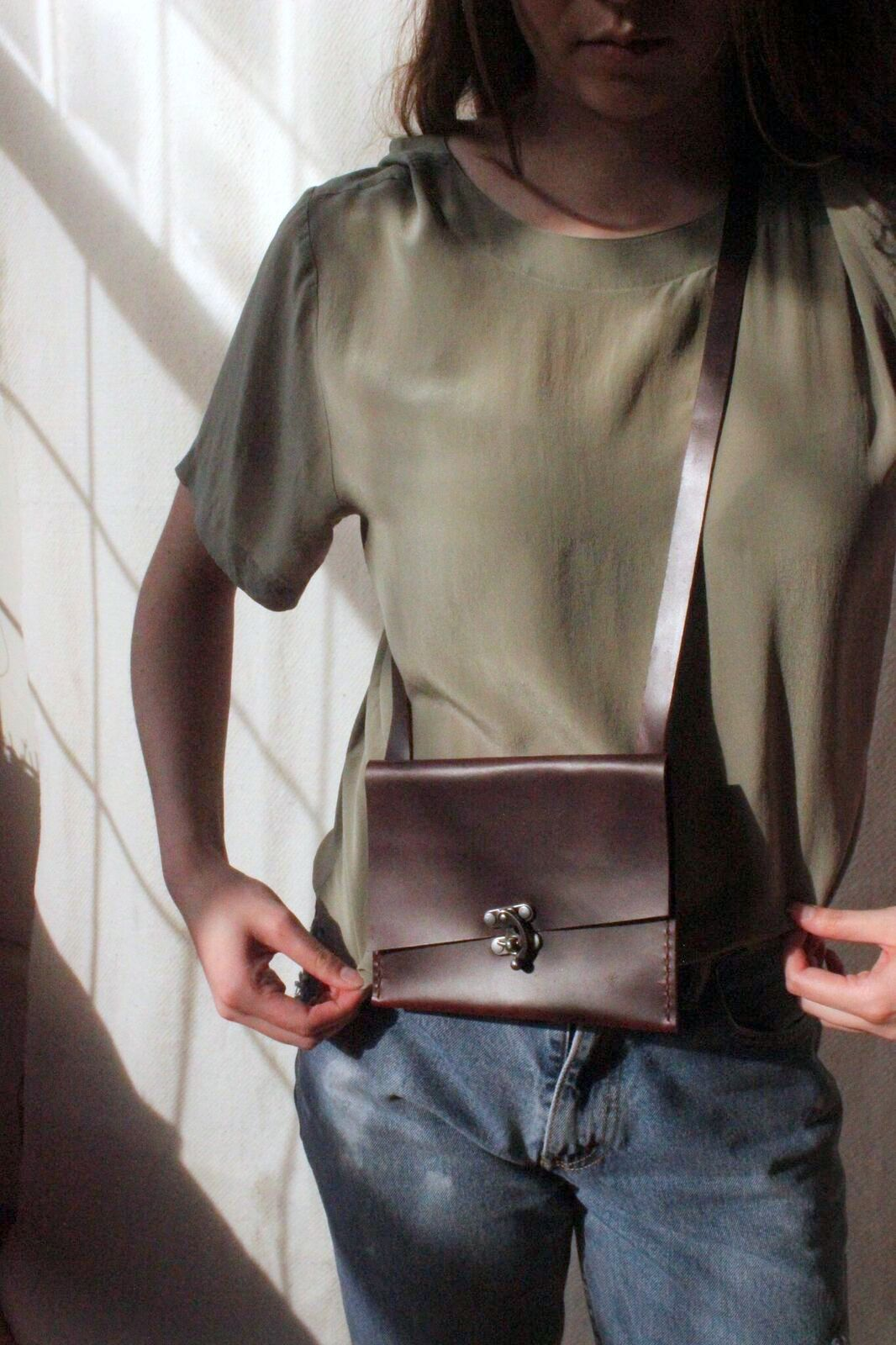 Hollis // Mini Satchel