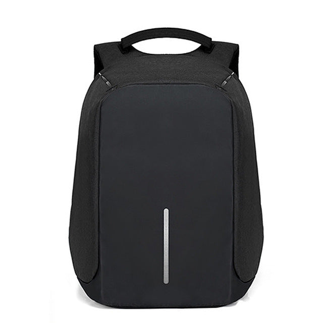 SAFYBAG - Sac à dos ANTI-VOL rechargeable USB