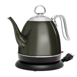 "Chantal ""Mia Ekettle""  Electric Water Kettle - Onyx"