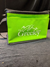 City of Greeley Lunch Bag, Light Green