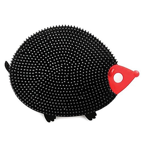 NORPRO Silicone Dish Brush-Hedgehog