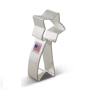 Ann Clark Stainless Steel Cookie Cutter - Shooting Star
