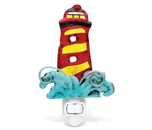 Puzzled Night Light - Lighthouse