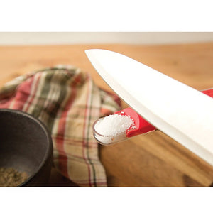 KitchenArt Adjust-A-Tablespoon, Plastic, Red