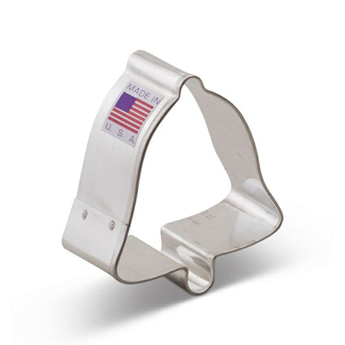Ann Clark Stainless Steel Cookie Cutter - Bell 3.5