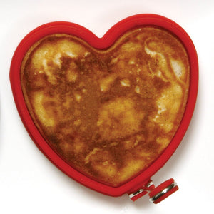 NORPRO Silicone Heart Cooking Mold