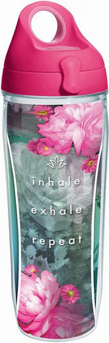 Tervis Tumblers-Inhale Exhale Repeat-24oz