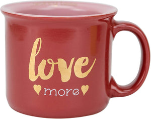 Boston Warehouse Mug-Love More