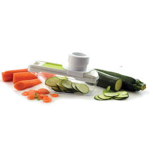 NORPRO Garlic/Ginger/Vegetable Mini Slicer w/ Garlic Peeler