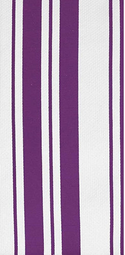 MUkitchen Basket Weave Dish Cloth, Plum